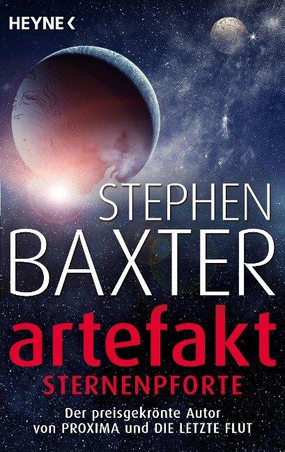 Artefakt - Sternenpforte - Stephen Baxter