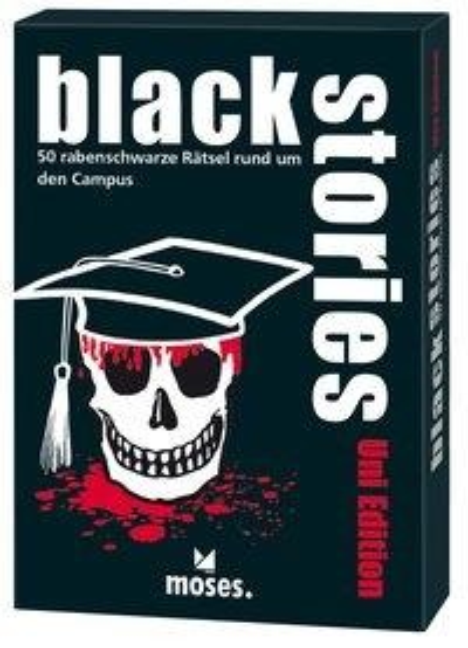 black stories - Uni Edition - Nicola Berger