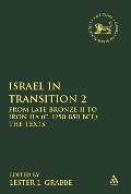Israel in Transition 2 -