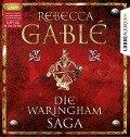 Die Waringham-Saga (8 MP3-CDs) - Rebecca Gablé
