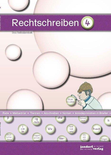 Rechtschreiben 4 - Peter Wachendorf