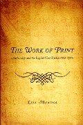 Work of Print - Lisa M. Maruca