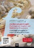 Das Blasinstrumentenspiel: Physiologische Vorgänge und Einblicke ins Körperinnere. DVD - Claudia Spahn, Matthias Echternach, Bernhard Richter, Johannes Pöppe
