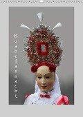 BuabefasnachtAT-Version (Wandkalender 2019 DIN A3 hoch) - Photography Brigitte Jaritz