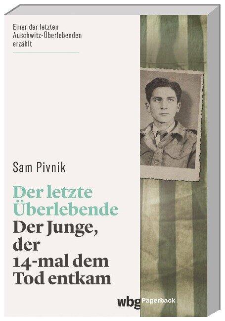 Der letzte Überlebende - Sam Pivnik