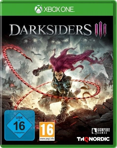 Darksiders III (XBox ONE) -