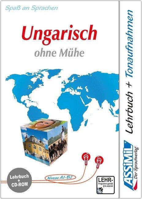 ASSiMiL Selbstlernkurs für Deutsche / Assimil Ungarisch ohne Mühe - Georges Kassai, Thomás Szende