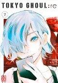 Tokyo Ghoul:re 02 - Sui Ishida