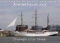 Bremerhaven ahoi - Großsegler auf der Weser (Tischkalender 2018 DIN A5 quer) - K. A. Stoerti-Md