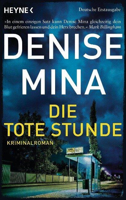 Die tote Stunde - Denise Mina