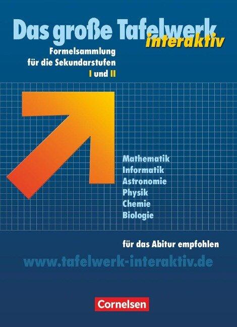 Das große Tafelwerk interaktiv. Allgemeine Ausgabe -