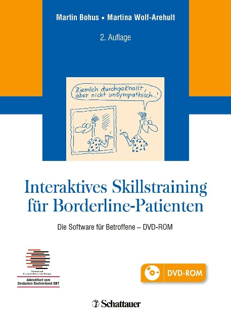 Interaktives Skillstraining für Borderline-Patienten - Martin Bohus, Martina Wolf-Arehult