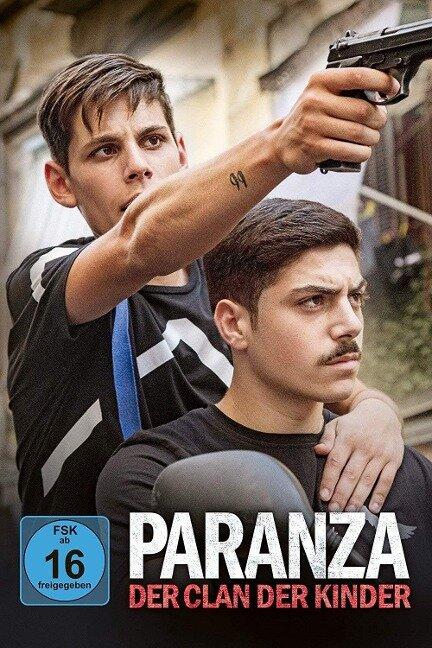 Paranza - Der Clan der Kinder - Roberto Saviano