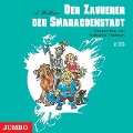 Der Zauberer der Smaragdenstadt. 2 CDs - Alexander Wolkow