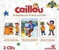 Caillou Hörspielbox 10 (CD 28-30) -