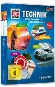 WAS IST WAS DVD-Box Technik -