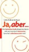 Ja, aber... - Lelia Kühne de Haan