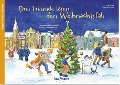 Drei Freunde lösen den Weihnachtsfall - Silvia Möller