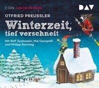 Winterzeit, tief verschneit - Otfried Preußler