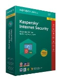 Kaspersky Internet Security Upgrade (Code in a Box). Für Windows Vista/7/8/8.1/10/MAC/Android/iOs -