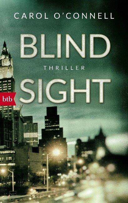 Blind Sight - Carol O'Connell
