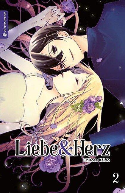 Liebe & Herz 02 - Chitose Kaido