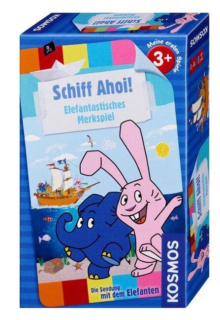 Die Sendung mit dem Elefanten - Schiff Ahoi! -