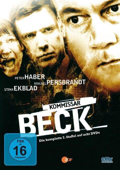 Kommissar Beck - Maj Sjöwall, Per Wahlöö, Rolf Börjlind, Cecilia Börjlind, Adam Nordén