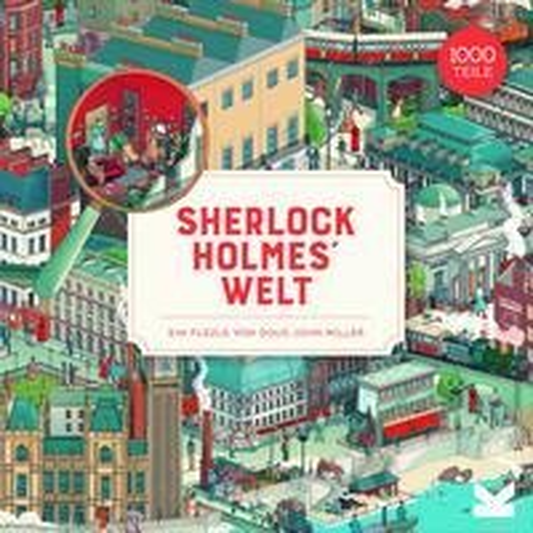 Sherlock Holmes` Welt - Nicholas Utechin
