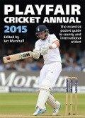 Playfair Cricket Annual 2015 - Ian Marshall