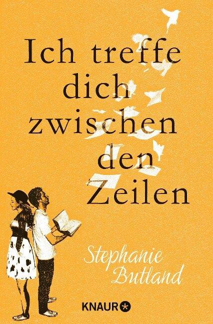 Ich treffe dich zwischen den Zeilen - Stephanie Butland