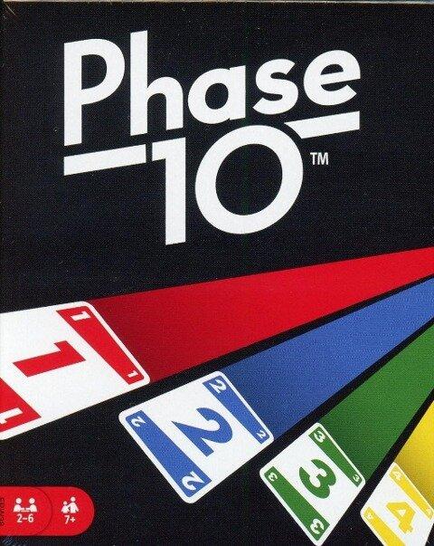 Phase 10 Basis Kartenspiel -