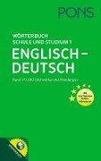 PONS Wörterbuch für Schule und Studium 1 -