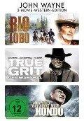 John Wayne - 3-Movie-Edition -