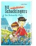 Die unglaublichen Schockingers 02 - Der Brühwürfel-Fluch - Judith Allert