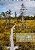 Wandern - In Skandinavien (Wandkalender 2019 DIN A3 hoch) - Rolf Dietz