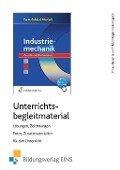 Berufsfeld Metall Industriemechanik CD-ROM - Klaus Hengesbach, Jürgen Lehberger, Detlef Müser, Georg Pyzalla, Walter Quadflieg