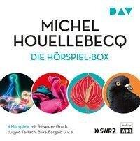 Die Hörspiel-Box - Michel Houellebecq