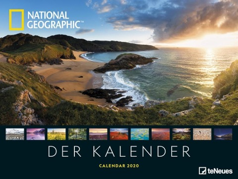 National Geographic Der Kalender 2020 -