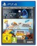Bridge Constructor Compilation (PlayStation PS4) -