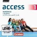 English G Access 01: 5. Schuljahr. e-Workbook auf CD-ROM -