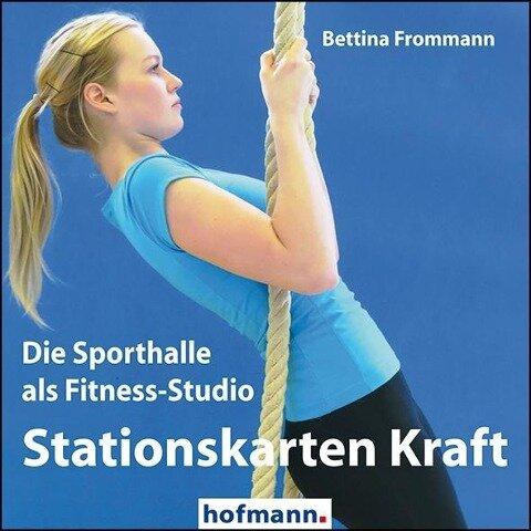Stationskarten Kraft - Bettina Frommann