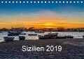 Sizilien 2019 (Tischkalender 2019 DIN A5 quer) - Giuseppe Lupo