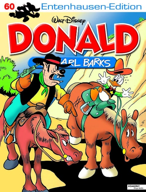 Disney: Entenhausen-Edition-Donald Bd. 60 - Carl Barks
