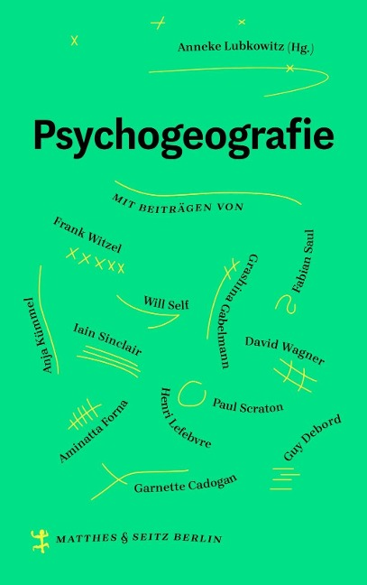 Psychogeografie -
