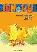 Janosch Familienplaner 2018 - Janosch