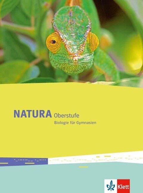 Natura - Biologie für Gymnasien. Oberstufe Schülerbuch. Ausgabe ab 2016 -