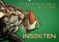 Die geheimnisvolle Welt der Insekten (Wandkalender 2018 DIN A2 quer) Dieser erfolgreiche Kalender wurde dieses Jahr mit gleichen Bildern und aktualisiertem Kalendarium wiederveröffentlicht. - Renate Bleicher