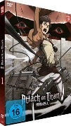Attack on Titan 01 (Limited Edition) -