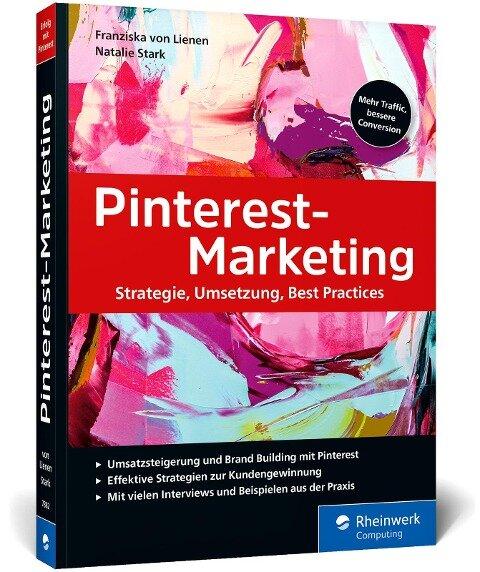 Pinterest-Marketing - Franziska von Lienen, Natalie Stark
